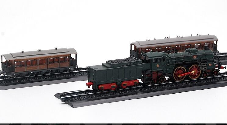 ATLAS 1//220 Classic Steam Train Model Diecast Vehicle Toy Orient Express Z Gift