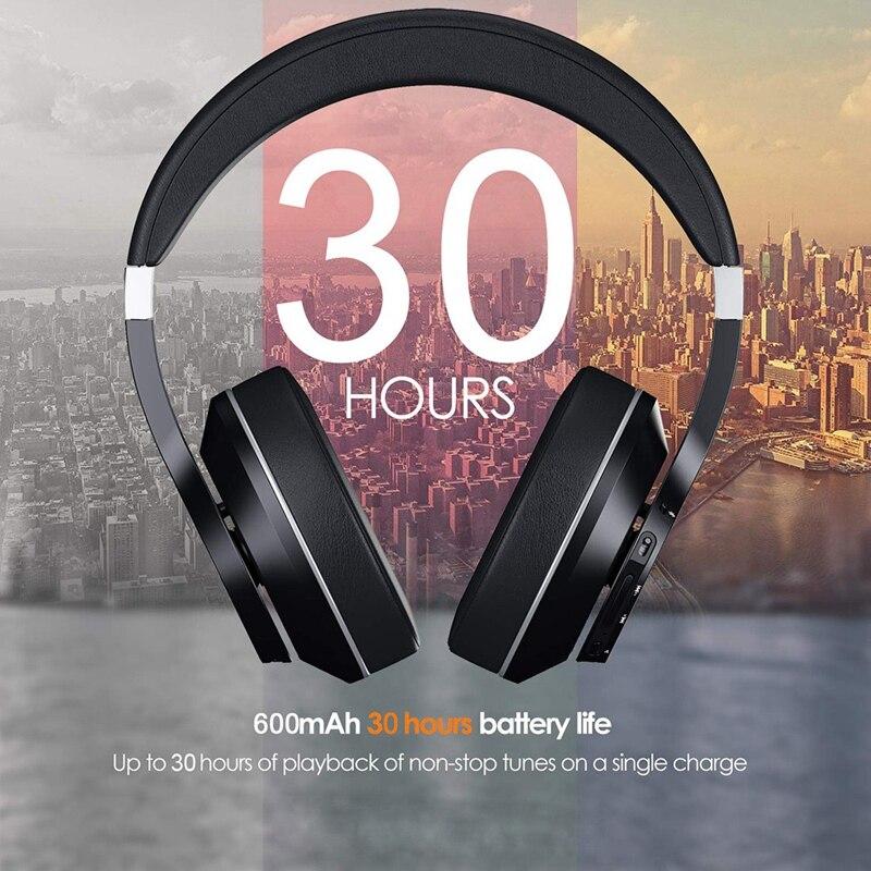 Quente-baixa latência fone de ouvido bluetooth 5.0,
