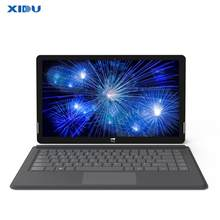 XIDU 13.3 calowy Laptop PhilPad Intel E3950 metalowy korpus Notebook 1080P Window10 mini pc z odpinana klawiatura z rysikiem(China)