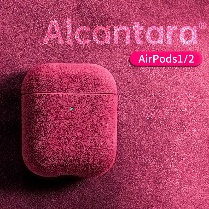 Airpods1 2 rose red