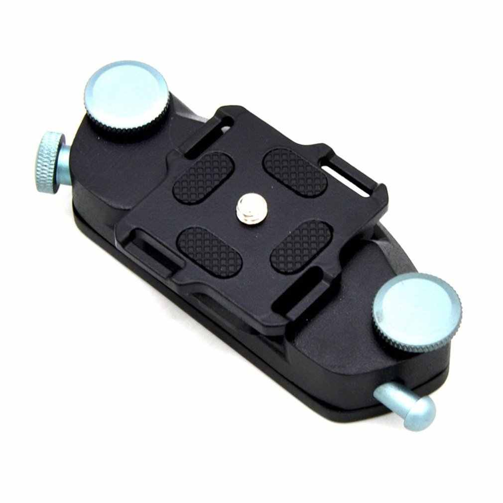 2019 New Quick Release Backpack Waist Belt Button Mount Buckle Clip Adapter For GoPro HERO3/3+/4 Session/SJ/Xiaoyi Cameras