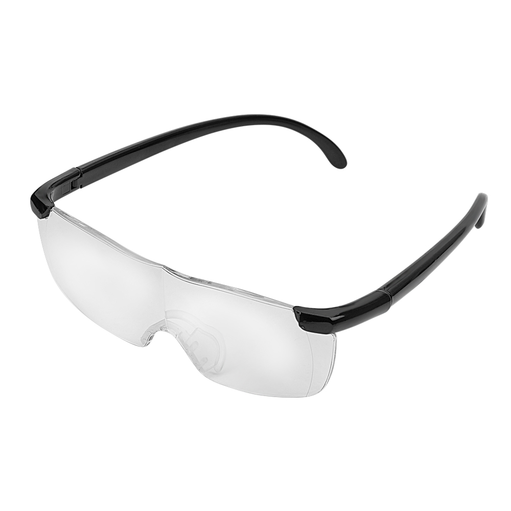 NICEYARD 1.6 Times Safety Glasses Eye Protection 250 Degree Presbyopic Working Goggles Magnifying Glass Magnifiers Eyewear