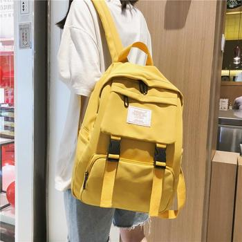 Multifunction Lightweight School Bags for Girls Teenage Middle High Schoolbag Women Satchel Bookbag Teen Students