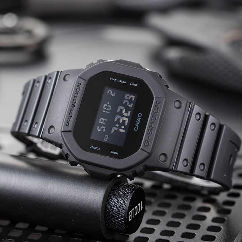 Zegarek Casio g-shock series elektroniczny zegarek DW-5600BB-1watch mężczyźni cyfrowy zegar