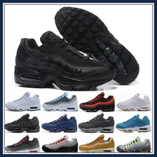 2020 NEW Air Og Max 95 Cushion Navy Sport High-quality Chaussure 95s Walking Boots Men