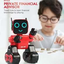 Детский умный пульт дистанционного управления робот пение и