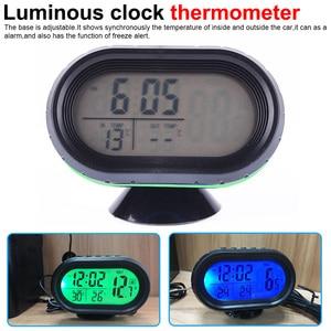 Car clock watch car electronic