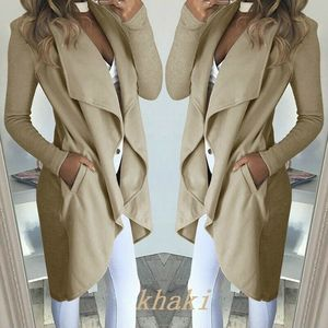 New Fashion Women Lady Trench