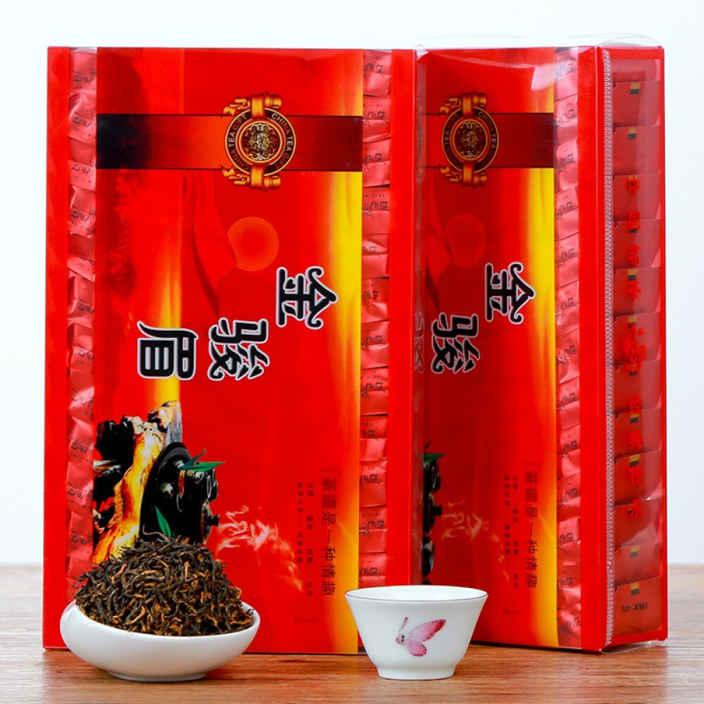 High Quality  Kim Chun Mei 500g/250g High Quality Jinjunmei Black Tea To Loose Weight China Green Food