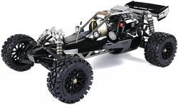 Rovan RC Radio Control Black 45cc Gas Baja 450A Buggy 1/5 Scale Ready to Run