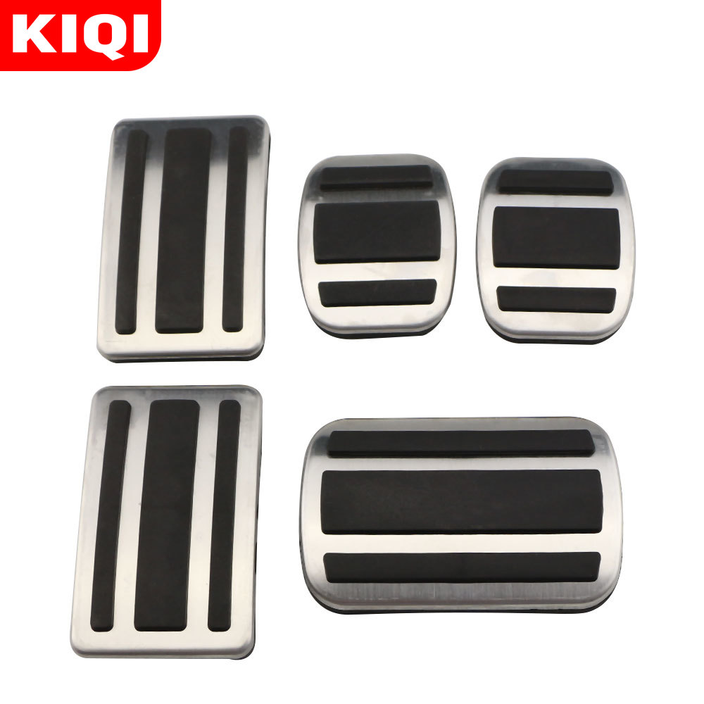 Replacement New Foot Brake And Clutch Pedal Cover Pad Rubbers For Citroen C2