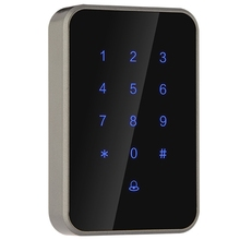 все цены на Digital Lock Access Control Card Reader Electronic Smart Door Lock Glass Door Security Lock Office онлайн