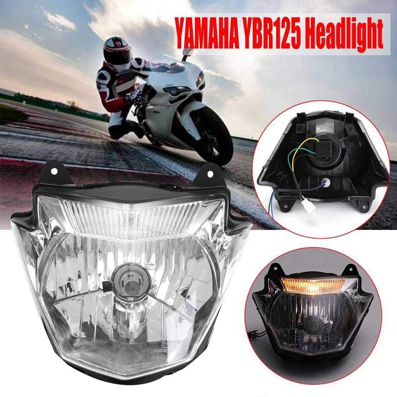 Yamaha IT plaque phare //// Yamaha IT headlight