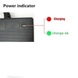 Image 5 - Chargeur de batterie 58.8V 3A pour 14S 48V Li ion batterie vélo électrique chargeur de batterie au lithium de haute qualité forte avec ventilateur de refroidissement
