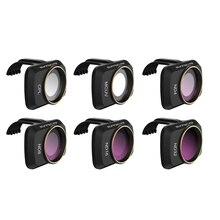 Nd レンズフィルター dji mavic ミニ mcuv ND4 ND8 ND16 ND32 cpl nd/pl セットフィルターフィルターキット dji mavic ミニジンバルカメラ