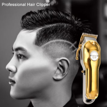 All Metal Professional Hair Cutter Clipper Barber Hair