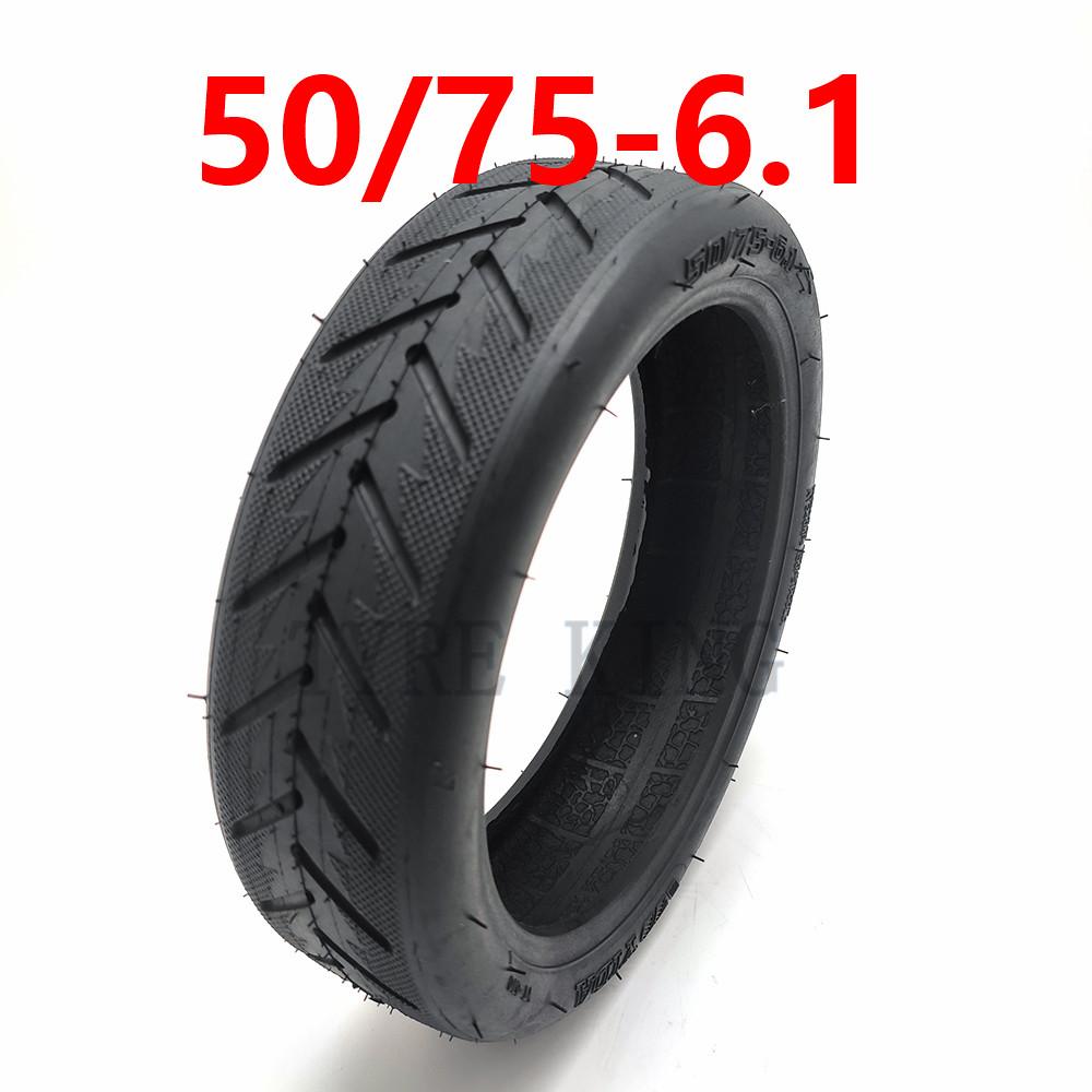 50//75-6.1 pour Pneu ext/érieur de Scooter /électrique M365 8 1 1 Jeu 2X2 Tube de Remplacement de Pneu int/érieur