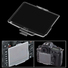 OOTDTY Hard LCD Monitor Cover Screen Protector for Nikon D90 BM-10 Camera Accessories цена