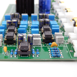 Image 4 - Crossover Electrical Frequency Divider Network Electronics Of Linkwitz Riley Amplifier 3 band Frequency Separation Board