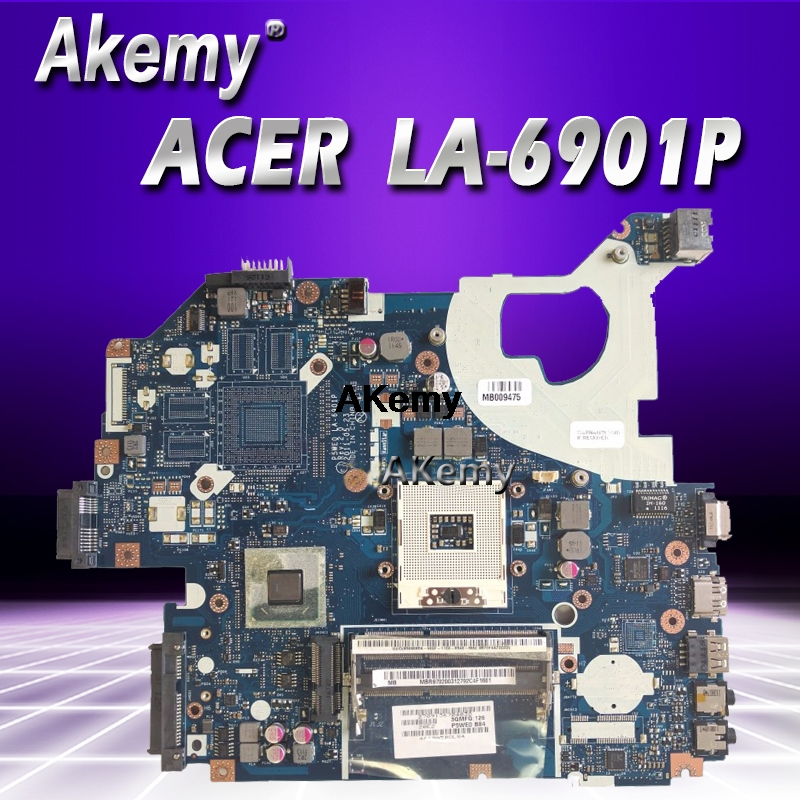 LA-6901P Laptop <font><b>motherboard</b></font> for <font><b>ACER</b></font> <font><b>Aspire</b></font> 5750 <font><b>5750G</b></font> 5755 5755G PC Mainboard P5WE0 tesed DDR3 image