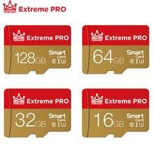 Карта памяти Micro SD, класс 10, 8 ГБ/16 ГБ/32 ГБ/64 Гб/128 ГБ/256 ГБ, карта Micro SD для смартфонов Samsung