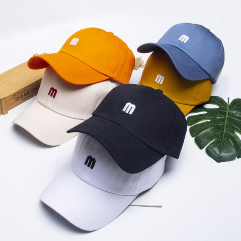 Calymel New Arrival 2020 Unsex Baseball Cap Casual Cotton Hip Hop Caps Embroidery Fitted Snapback Caps Dropshipping