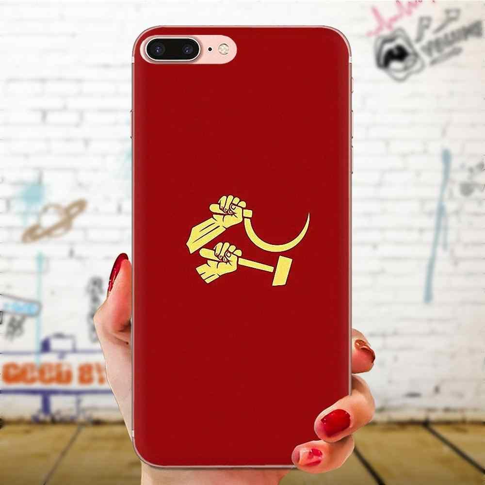 TPU Handy Für HTC Desire 530 626 628 630 816 820 830 Eine A9 M7 M8 M9 M10 E9 U11 u12 Leben Plus Vintage Urss