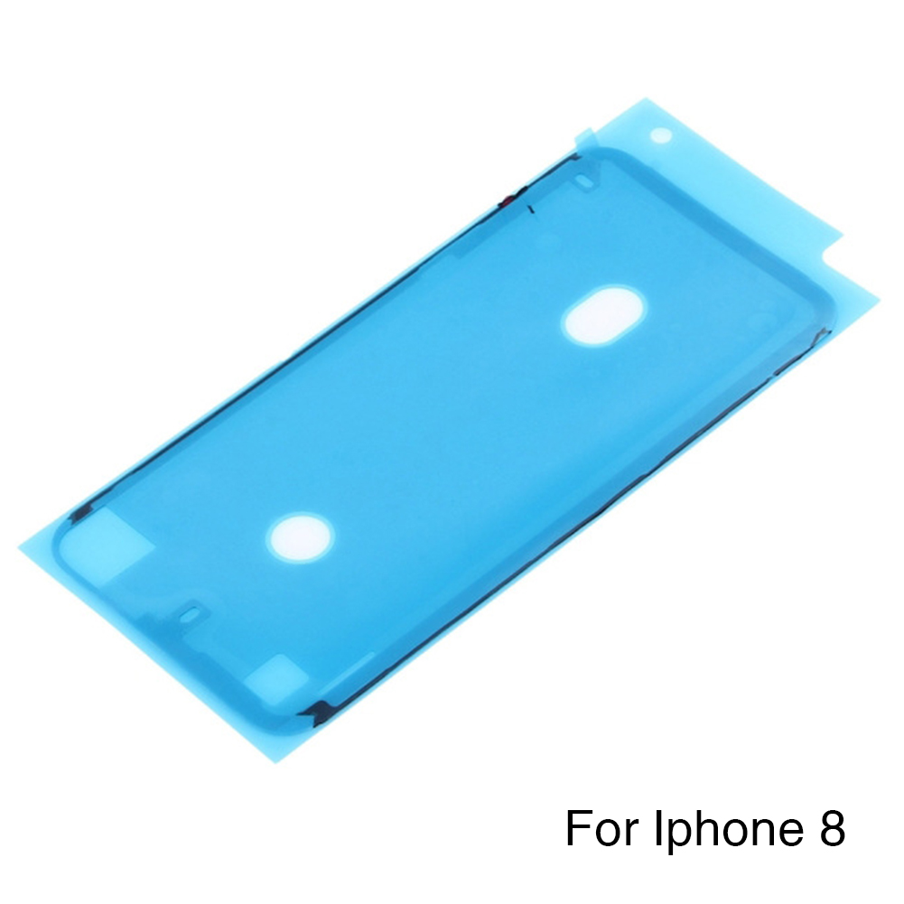 Repair Parts Film Glue Seal Adhesive Sticker Waterproof Practical Pre Cut Housing Tape For IPhone X XS LCD Display Frame