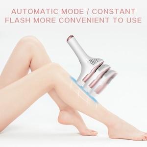 Image 2 - MLAY épilateur électrique à lumière pulsée et Laser indolore permanente pour épilation du visage et du corps, aisselles, maillot, FDA 500000 photos