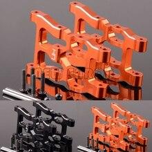 ENRON jeu de bras suspensions inférieures avant/arrière, 2 pièces, pour voiture RC, HPI, MINI SAVAGE FLUX XS 105289 SS Ford Raptor, nouvelle collection