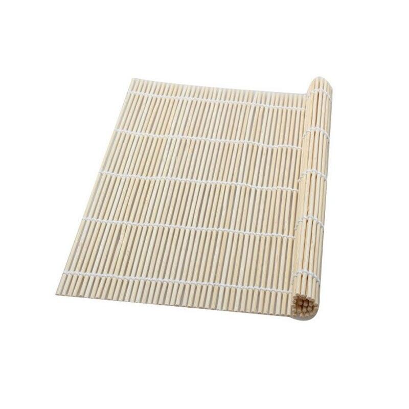 Японский набор для суши, коврик для суши, аксессуары bento, бамбуковые коврики, морские водоросли, ролл, инструменты для суши, прочный Набор для суши, инструменты для обеда-5