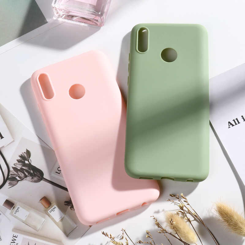 Nova Plus Case untuk Huawei Y5 Y6 Prime Mate 10 20 Lite Y7 Pro Y9 Honor Play 8A P Smart plus Z 2018 2019 Nova 5T G8 Case