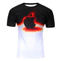 2020 New 3D Print Pokemon T-Shirt Black and White Fashion Casual Short Sleeve Ink Pokemon Pattern Menswear 5