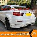 Спойлер на крышу для BMW F16 X6 2015-2018 X6 F16  спойлер на крышу высокого качества из АБС-пластика  автомобильный праймер на заднее крыло  цветной задн...