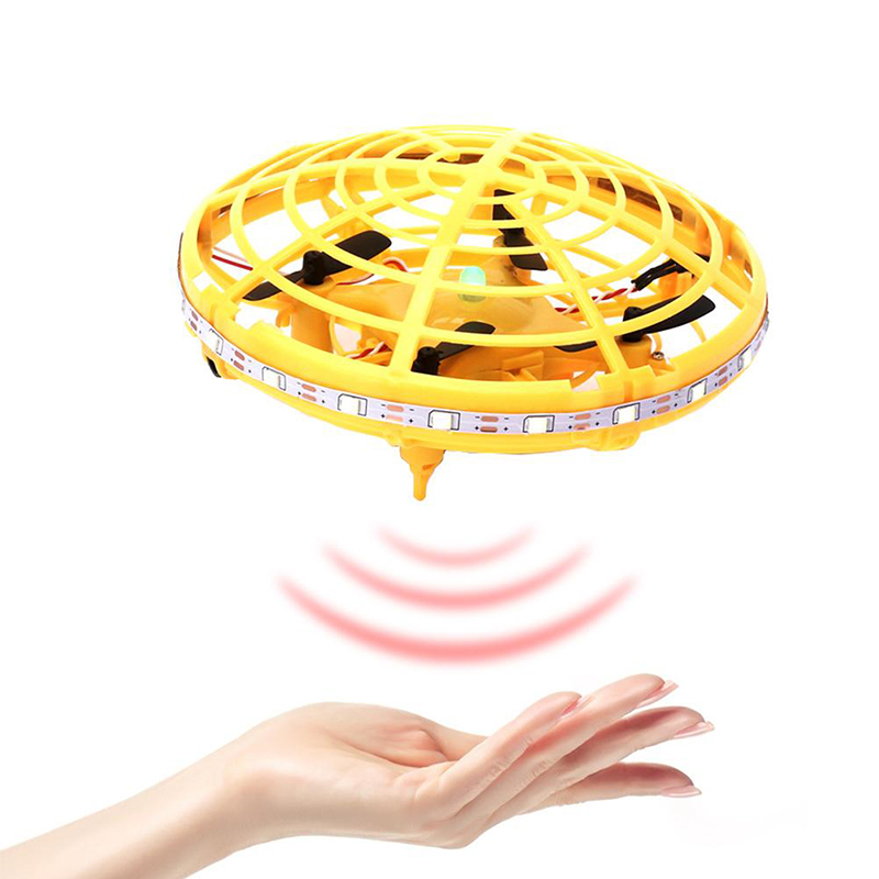 RC UFO Drone Quadcopter Toys For Children   1