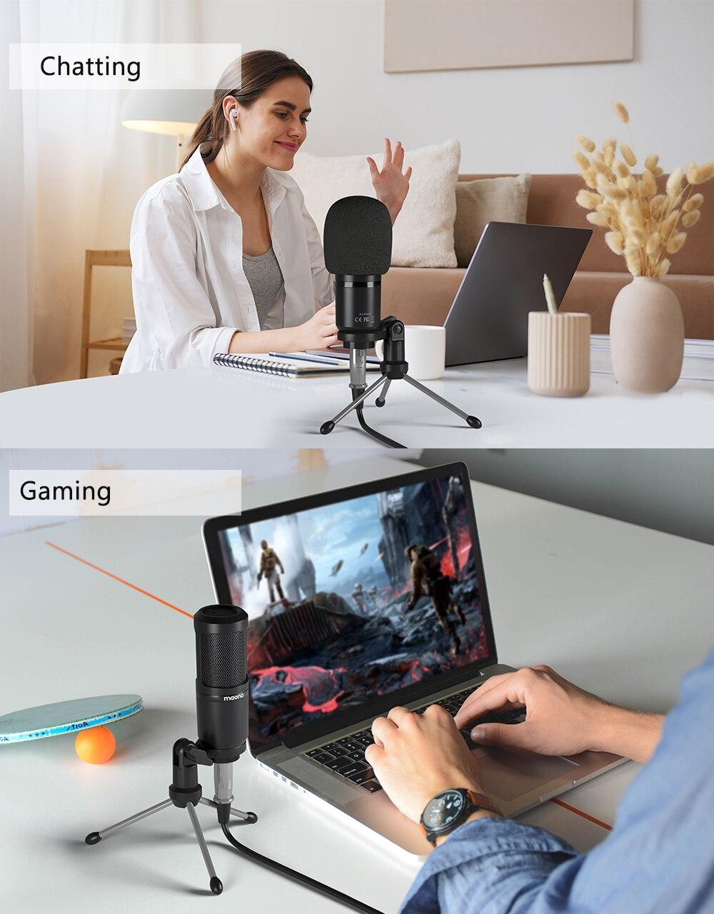 MAONO AU-PM360TR Condenser Microphone 5