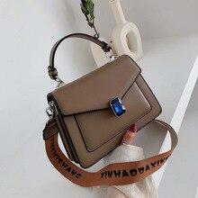 Luxury Design Woman Simple Solid Color Handbag Korean Version Of High Quality Leather Wild Zipper Messenger Shoulder Bag Female