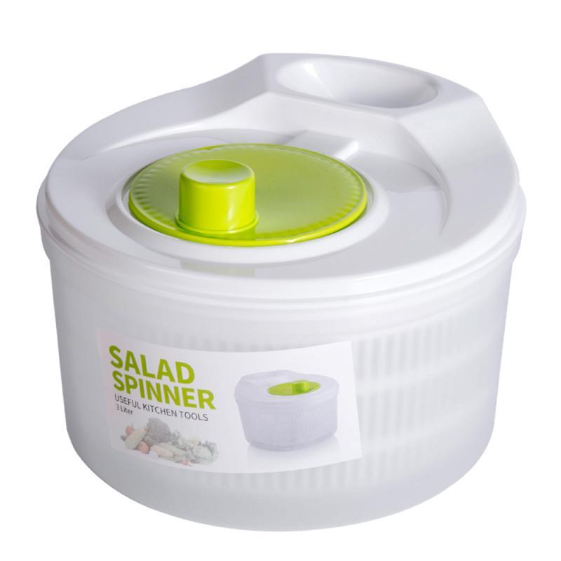 5L фруктов овощей крылом для салата корзина для дегидрации бытовой большой Ёмкость Многофункциональный Кухня инструменты