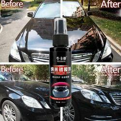 60ML Auto Anti-scratch Spray Type Crystal Plating Liquid Ceramic Coating 9H Car Lacquer Paint Care Car Polish Coating TXTB1