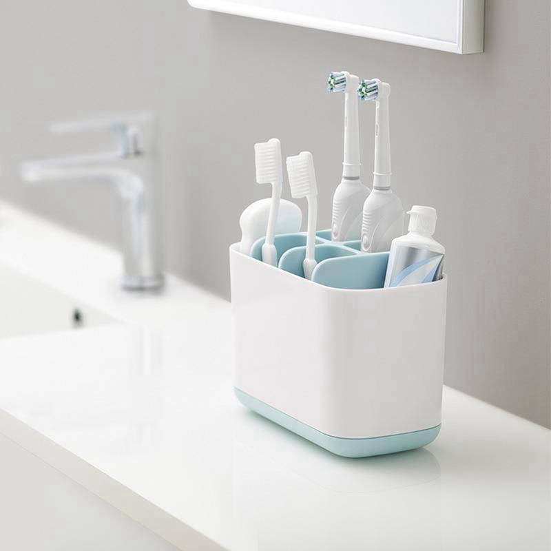 Футляр для хранения зубной щетки для ванной комнаты электрическая зубная щетка зубная паста щетка Коробка для хранения съемные аксессуары