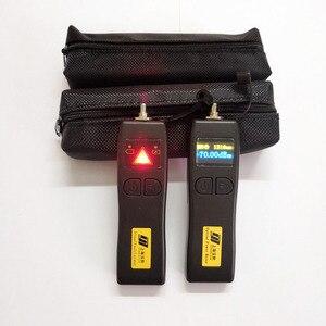 Image 2 - FTTH aracı kiti ile Mini optik güç ölçer lazer fiber 10mw görsel hata bulucu 10km VFL