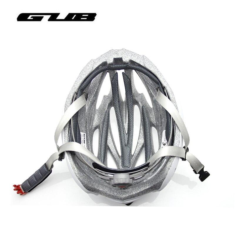 Бесплатная доставка GUB SV8 + шлем для горного велосипеда с углеродом Empennage интегрально формованные ESP + PC 58 62 см велосипедные шлемы - 4