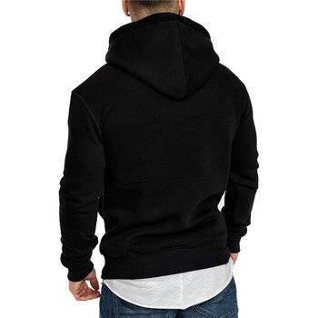 Covrlge Mens Sweatshirt Long Sleeve Autumn   5