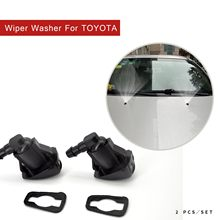Buses de rechange pour lave-glace avant, pour Toyota Sienna 04-10 Corolla Solara Tundra, OE #