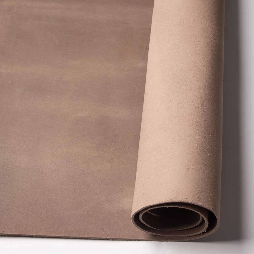 Cera de couro de cavalo grosso couro genuíno matéria prima couro diy 1.8 a 2.0mm completo grão 4 cor disponível