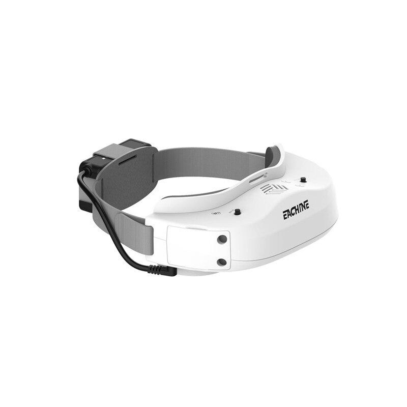 Eachine EV300D 1280*960 5.8G 72CH double vraie diversité HDMI FPV lunettes intégré DVR focale réglable FPV lunettes - 2