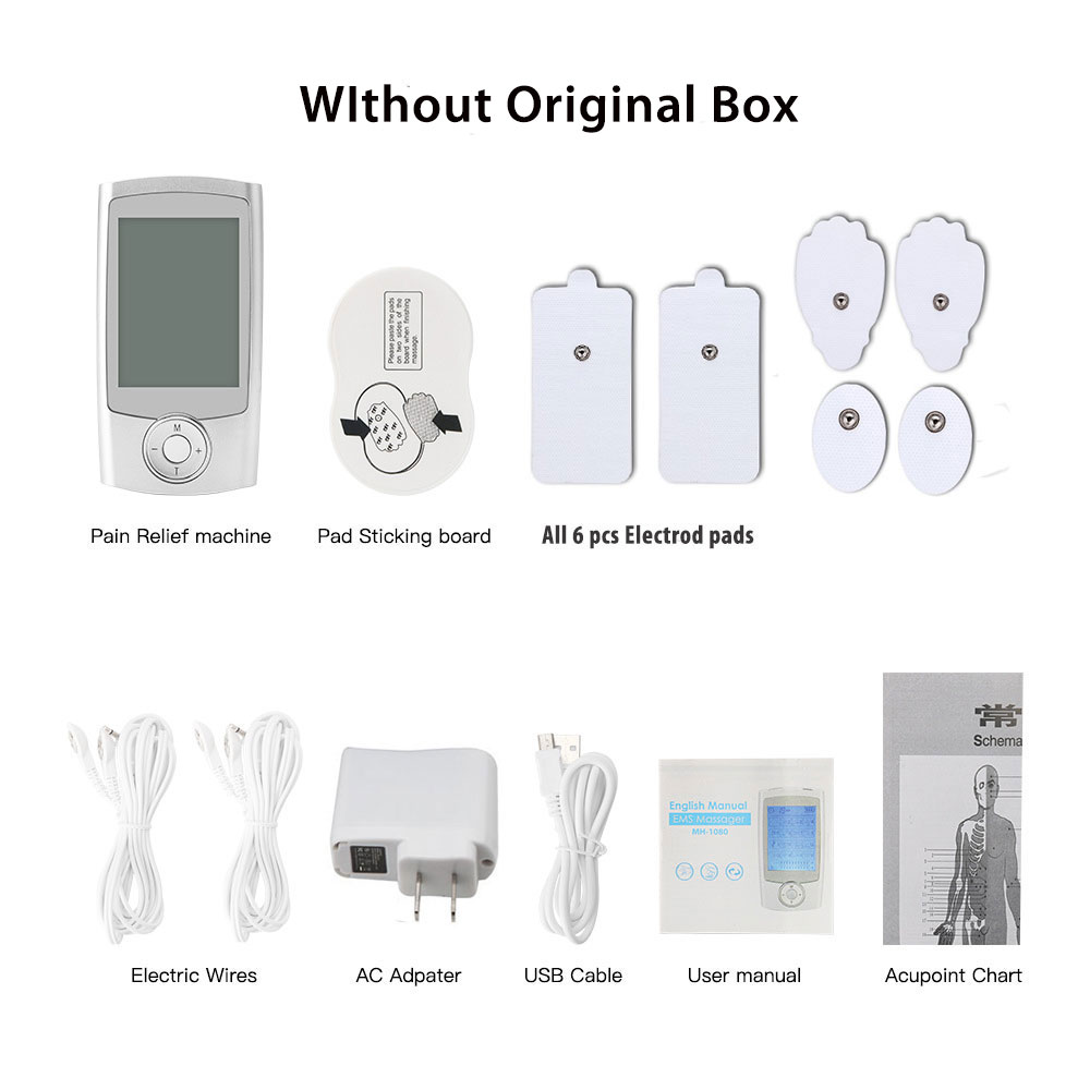 US without real box