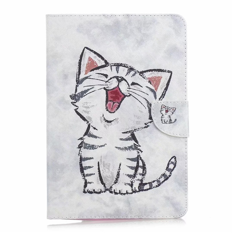Cat Yellow Coque for iPad 10 2 Case for iPad Air 3 Case Pro 10 5 Case Cute