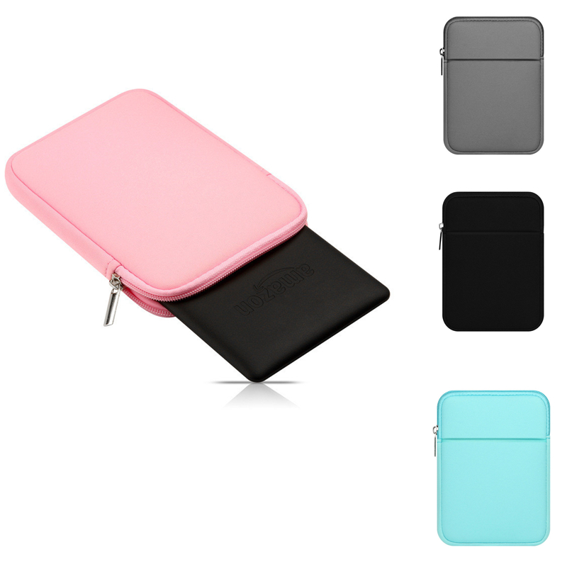 Tablet Bag For IPad 9.7 2018 Case Soft Sleeve Pouch Cover For IPad Air 2/1 Pro 10.5 Pro 11 Air 10.5 10.2 2019 Mini Funda Capa