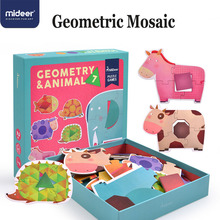 Mideer Puzzle Game Baby Jigsaw Puzzle Children Cognitive Interaction Educational Toys  Kids Educational Toys  > 3 Years Old цены онлайн